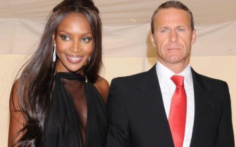 Naomi Campbell and Doronin