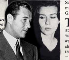 Dream Date? Mr. Benjamin Siegel & Miss Tere Tereba