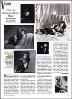 Tere Tereba in Vanity Fair